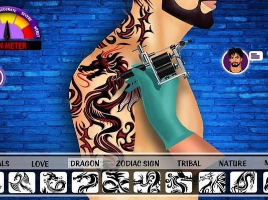 Giochi di tatuaggi