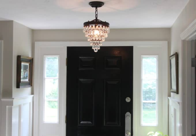 kitchen island lighting lowes tables cheap foyer-worthy flush mount ceiling lights - shine your light