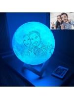 16 Farben Mond Lampe Mit Foto
