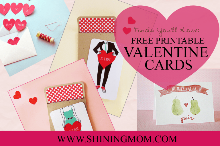 finds you'll love free printable valentine cards