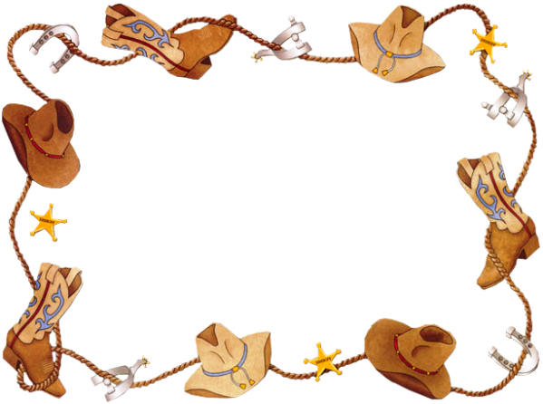 find free western clipart