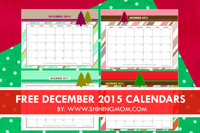 printable calendars with holidays