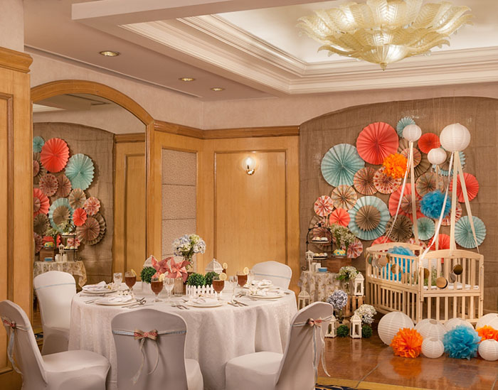 2016 Edition Hotels And Restaurants For Baptism Reception