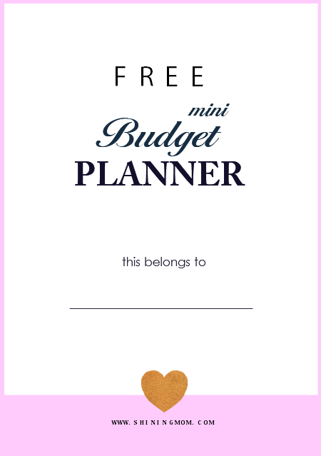 Free Printable Budget Sheets 28 Brilliant Pages In A5 Size