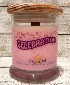Celebration - Medium Candle