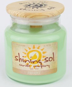 Paradise - Large Jar