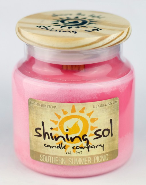 Southern Summer Picnic - Large Jar