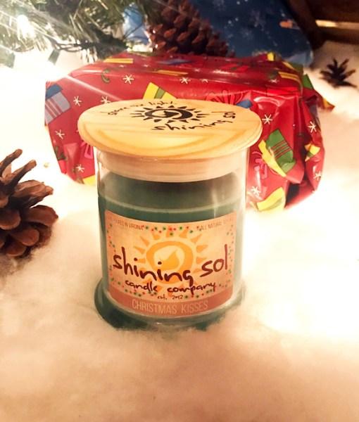 Christmas Kisses - Medium Jar