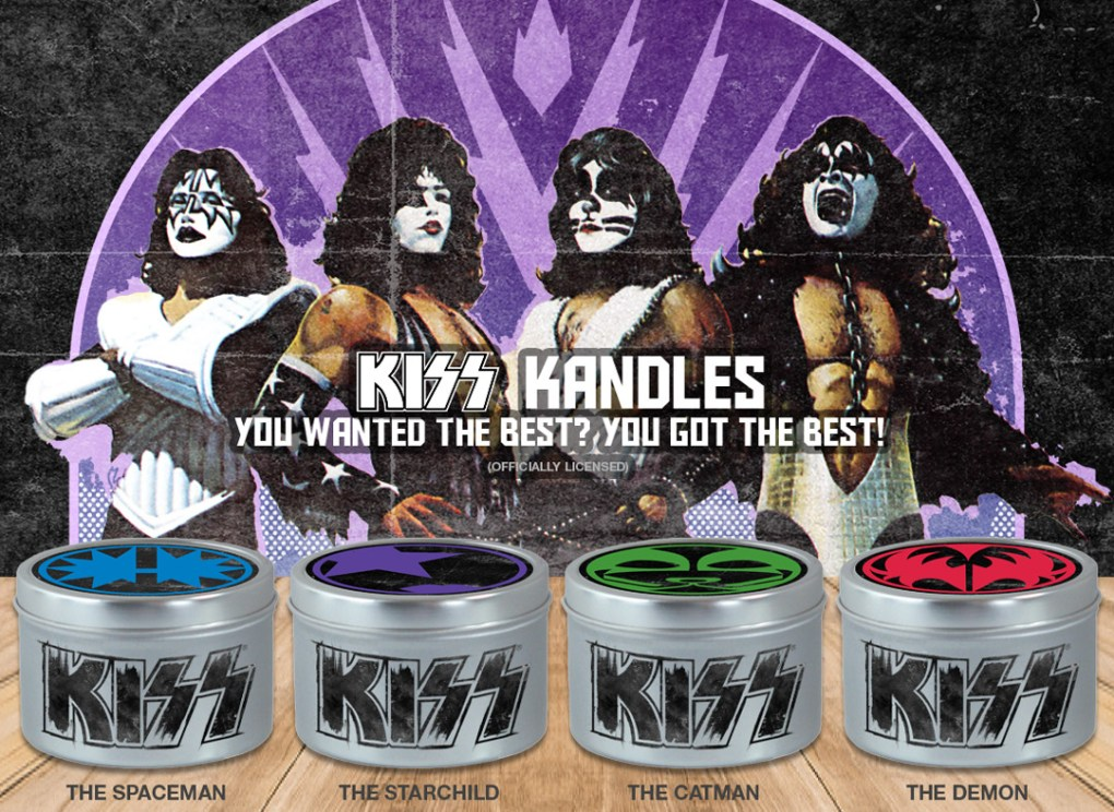 KISS Kandles Header