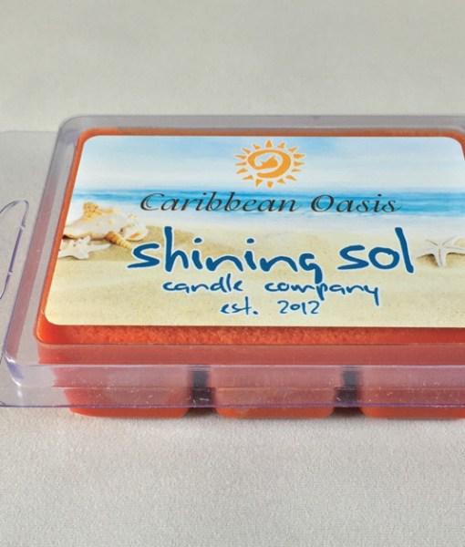 Coastal Collection - Carribean Oasis - Wax Melt