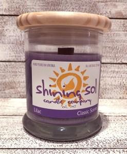 Lilac - Medium Candle