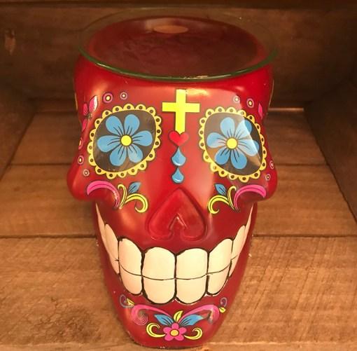 Red Skull Warmer