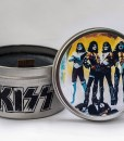 Kiss - Love Gun - Travel Tin Candle
