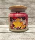 Sweet Leaves - Large Candle