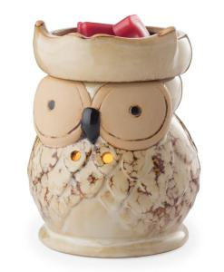 Illumination Owl Warmer