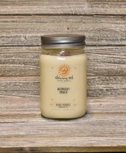 Mason Jar - Midnight Snack