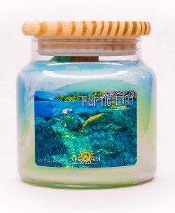 Turtle Bay - Large Jar Candle