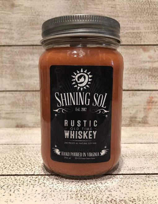 Rustic Old Time Whiskey
