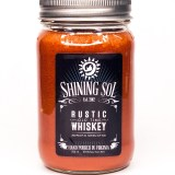 Rustic Whiskey - Mason Jar