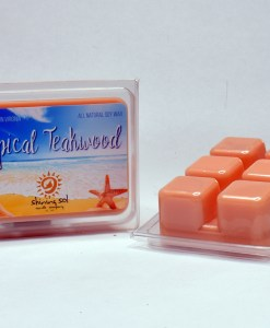 Tropical Teakwood - Wax Melt