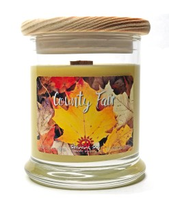 County Fair - Medium Jar Candle