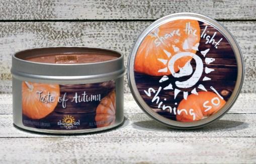 Taste of Autumn - Large Tin
