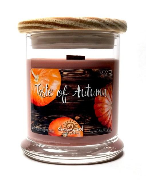Taste of Autumn - Medium Jar Candle