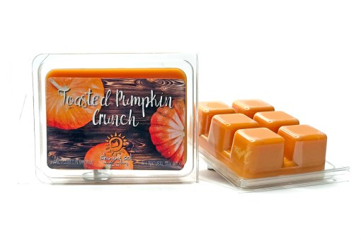 Toasted Pumpkin Crunch - Wax Melt