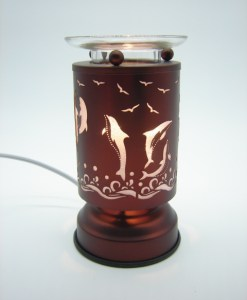 Dolphin Copper Touch Warmer