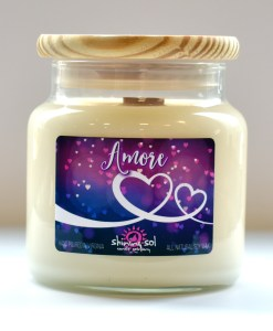 Amore - Large Candle