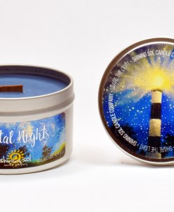 Coastal Nights - Large Tin
