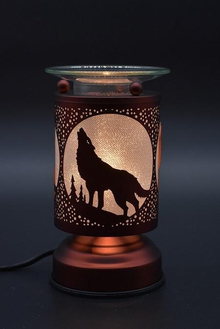 Wolf Copper Touch Warmer