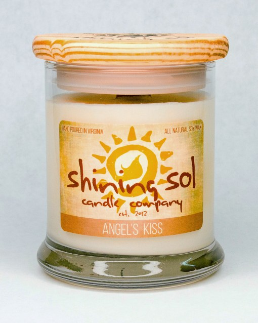 Angel's Kiss - Medium Jar