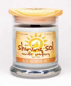 Blue Mountain Mist - Medium Jar