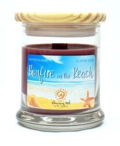Bonfire on the Beach - Medium Candle
