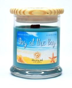 Day at the Bay - Medium Candle