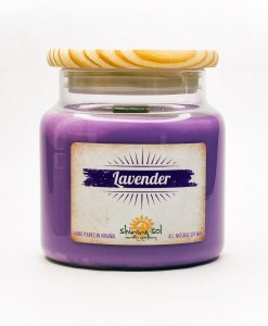 Lavender - Large Jar Candle