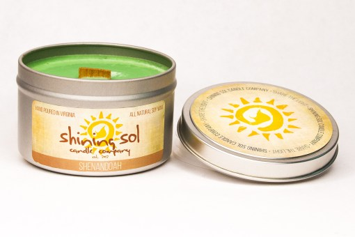 Shenandoah - Large Tin