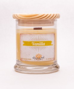 Vanilla - Medium Jar Candle