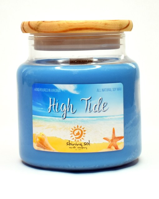 High Tide - Large Candle