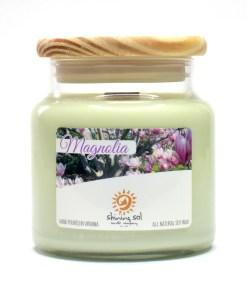 Magnolia - Large Candle