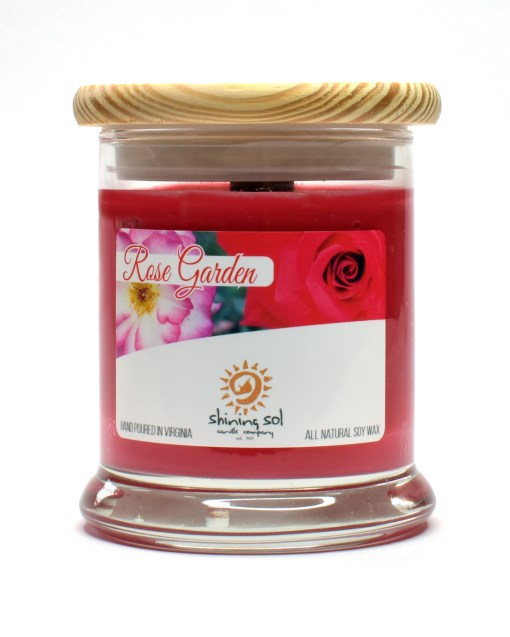 Rose Garden - Medium Candle