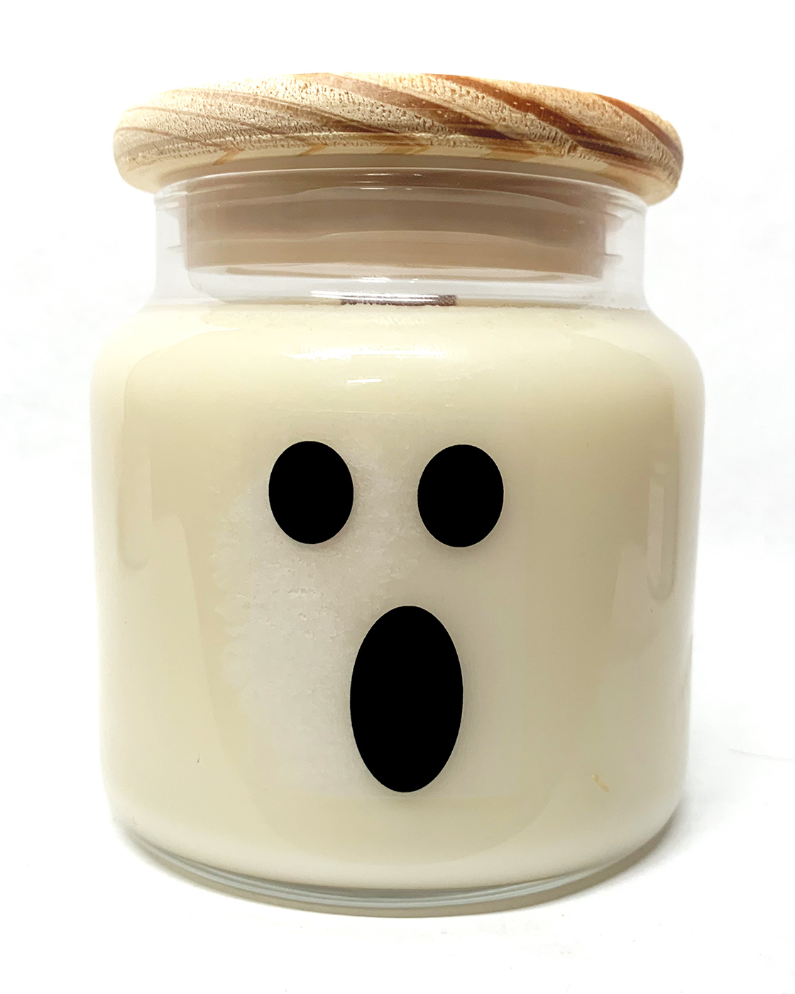 Boo - Large Jar Candle