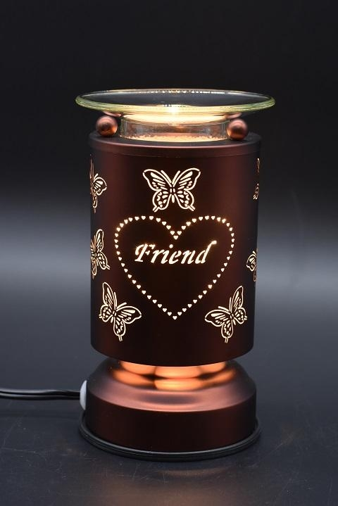 Friend and Butterflies Copper Touch Warmer
