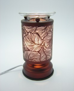 Leaves Copper Touch Warmer