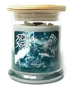 Stormy Seas - Large Tin