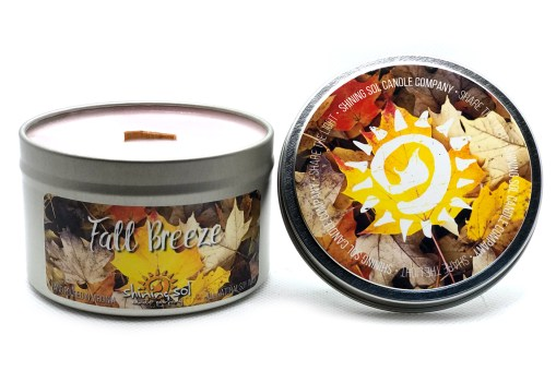 Fall Breeze - Large Tin