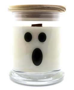Boo - Medium Jar Candle