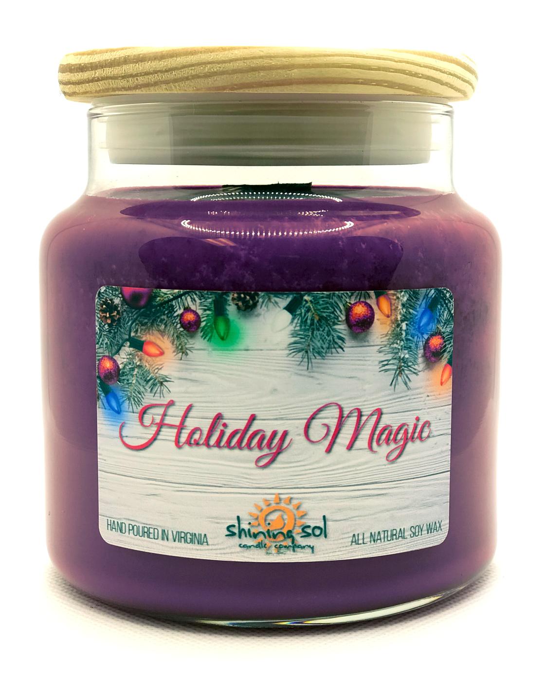 Holiday Magic - Large Candle