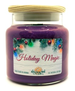 Holiday Magic - Large Candle